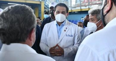 Ministro de Salud: RD podría llegar a siete millones de vacunados con primera dosis en la próxima semana