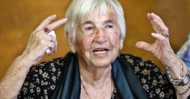 Muere la superviviente de Auschwitz y activista judío-alemana Esther Bejarano