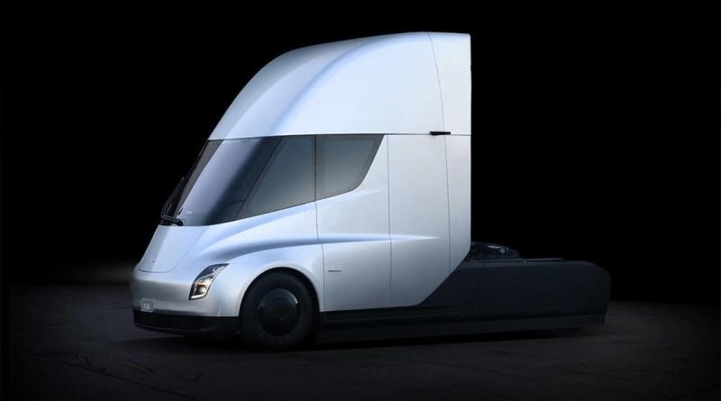 Tesla estaría finalmente por iniciar la producción en serie de camiones eléctricos