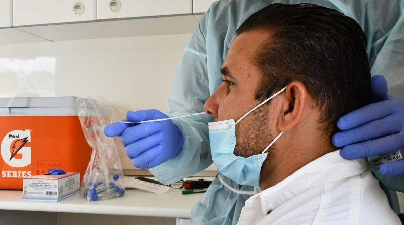 Se registran otros 393 contagios de covid-19 en RD