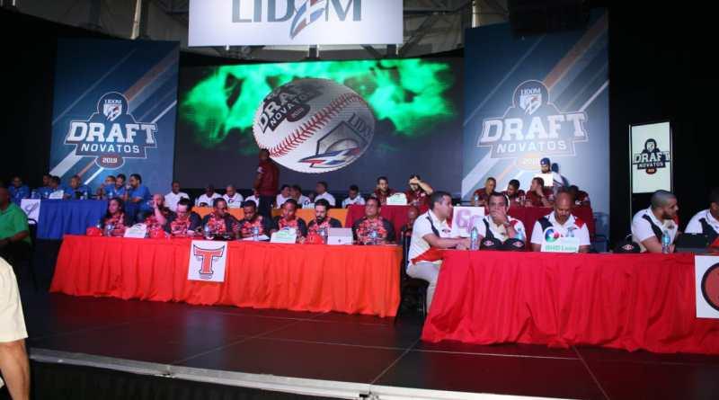 LIDOM celebra hoy Draft de Novatos; se celebrará sin público