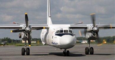 Desapareció un avión con seis pasajeros en Rusia