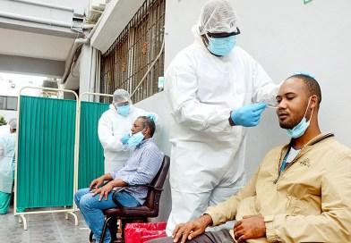 Salud Pública reporta 321 contagios de coronavirus y 2 decesos