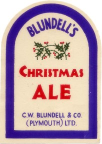 Blundell Christmas Ale