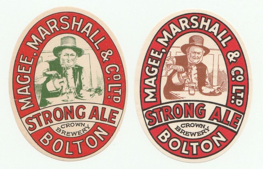 Strong Ale pair