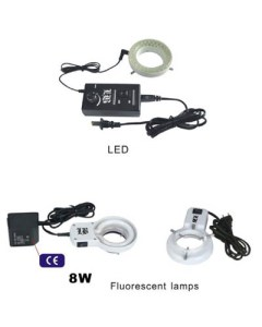 [LB-8] Annular Illuminator with Circle LED Ring Light