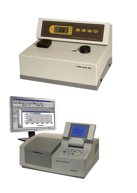 Labomed UV-VIS Spectrophotometers Products // UV-Visible
