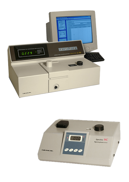 Labomed UV-VIS Spectrophotometers Products // Visible