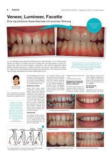 Mein aktueller Artikel in der Zahnzeitung Schweiz