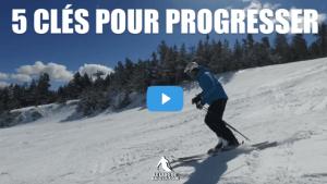 Comment bien skier : 5 clés pour progresser en ski efficacement