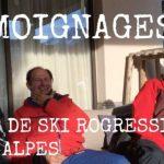 (Vidéo) Témoignages Stage de ski PROGRESSION – Les 2 Alpes – Décembre 2016