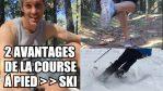 [Vidéo] 2 AVANTAGES de la course à pied pour le ski