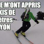 [Vidéo] – Je fais un test des skis Volkl GS25 en virages courts et carving