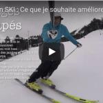 [Vidéos] Progression SKI : Ce que je souhaite améliorer pour la saison 2018-19
