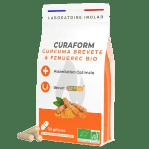 curcuma breveté curqfen