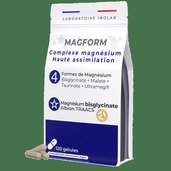 complexe magnesium bisglycinate