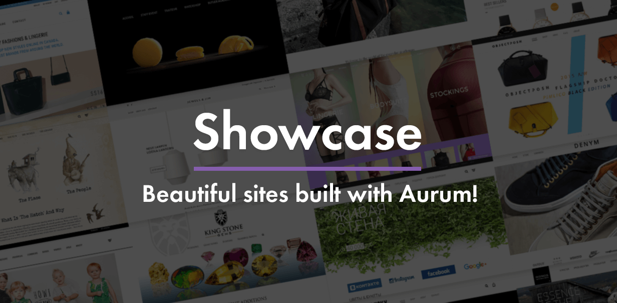 Aurum - Minimalist Shopping Theme - 19
