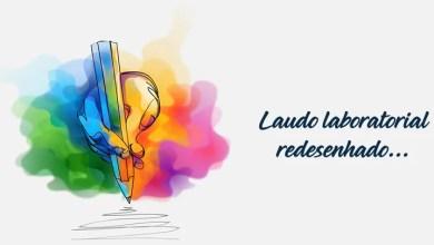 Photo of O laudo laboratorial redesenhado