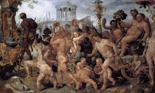 Il culto Dionisiaco