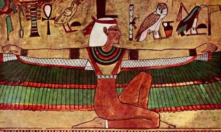 Il Maestro segreto è figlio di Iside, la vedova