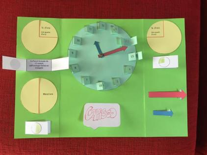 L'orologio e le ore di Silvia Mosna