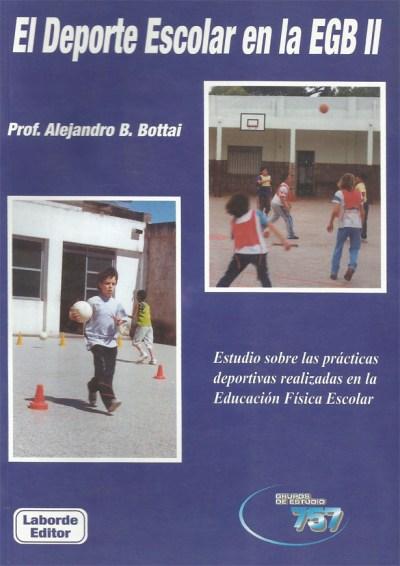 El Deporte Escolar en la EGB II