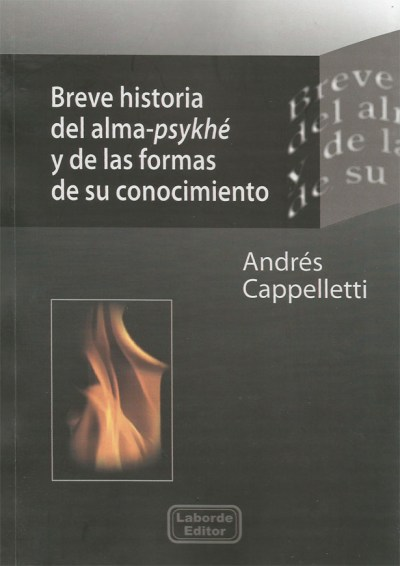 Breve historia del alma-psykhe y de las formas de su conocimiento