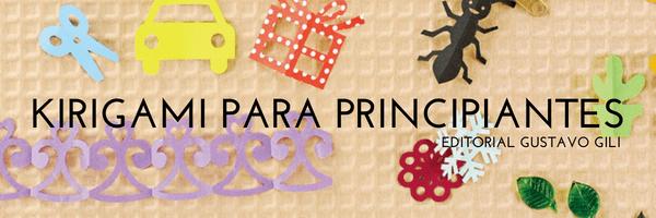 Banner kirigami para principiantes