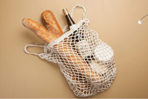 bolsa de ganchillo