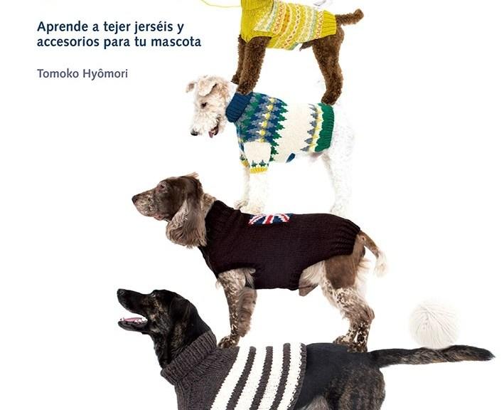 portada prendas de punto para perros