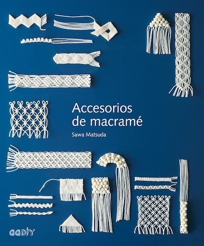 portada libro accesorios macrame