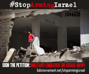 StopArmingIsrael BDS