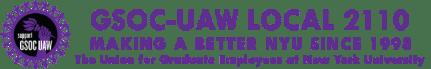 UAW 2110 logo