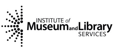 This work is sponsored by the Institute for Museum and Library Services whose logo is displayed here