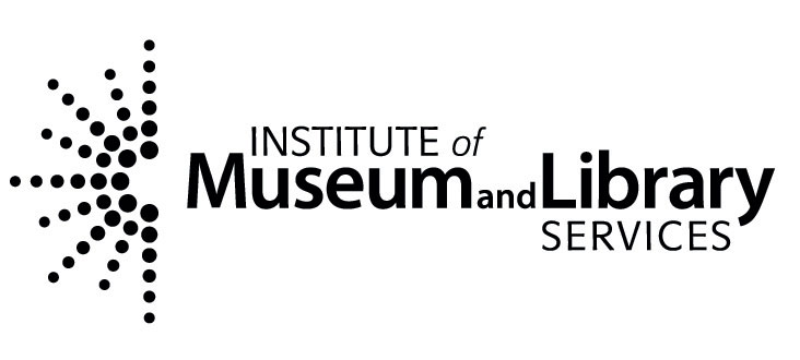 the institute of musem and library services logo