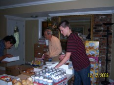 Feed the Homeless-Christmas 2008 (Dec 13, 08) 032