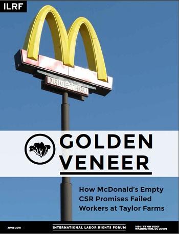 golden veneer
