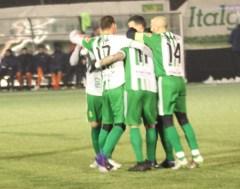 Esultanza FC Paradiso