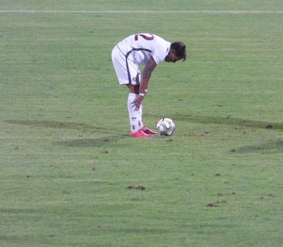 Chagas rigore 3-0