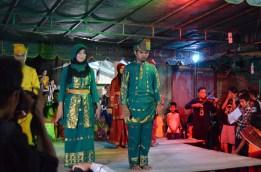 Penampilan dari Riau.