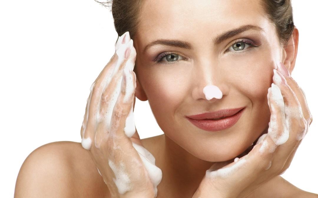 Espumas limpiadoras, una delicia para tu piel