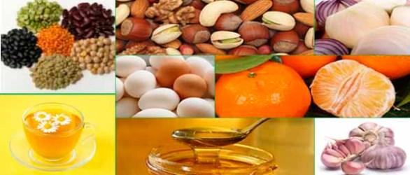 Resultado de imagen para Gripes y resfríos: qué comer para prevenir el contagio