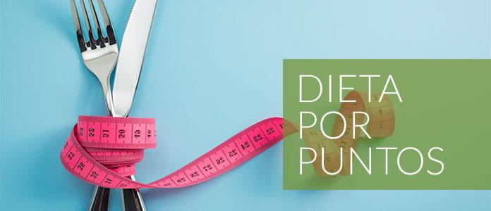 Todos los secretos de la dieta por puntos