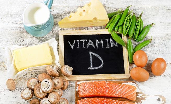 Repasando: la vitamina C y D