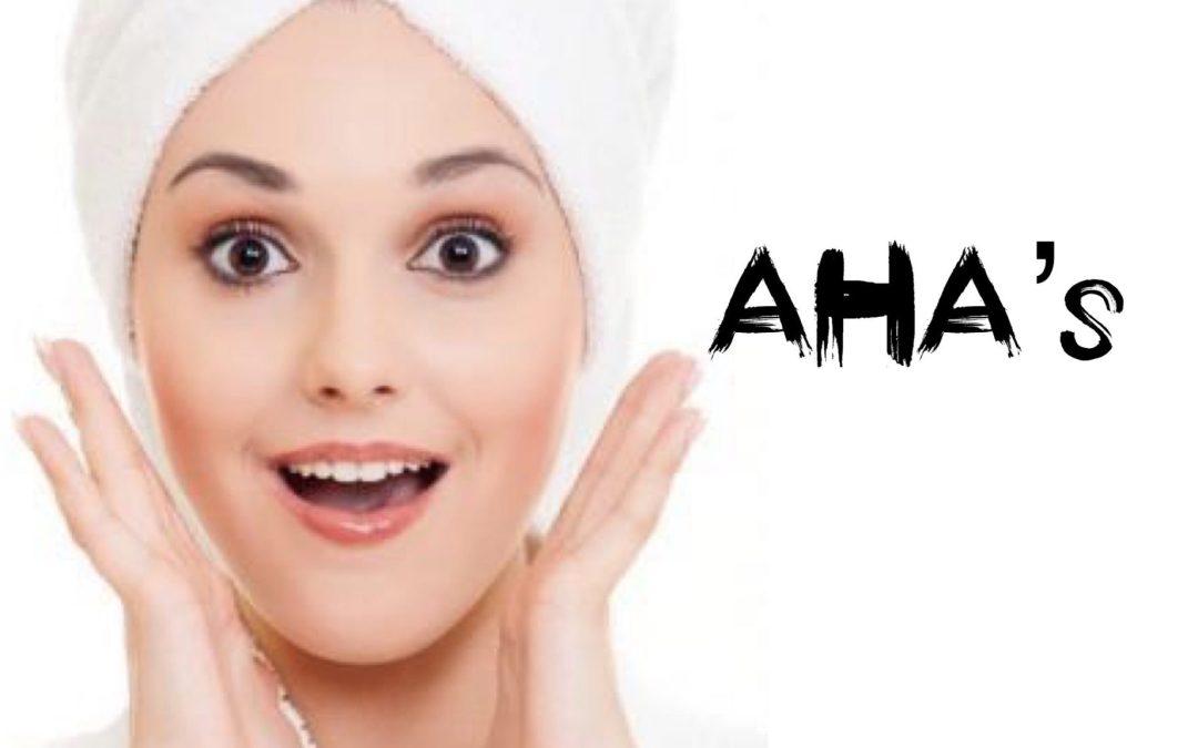 Los alfa hidroxiácidos, un tratamiento ideal para el otoño.
