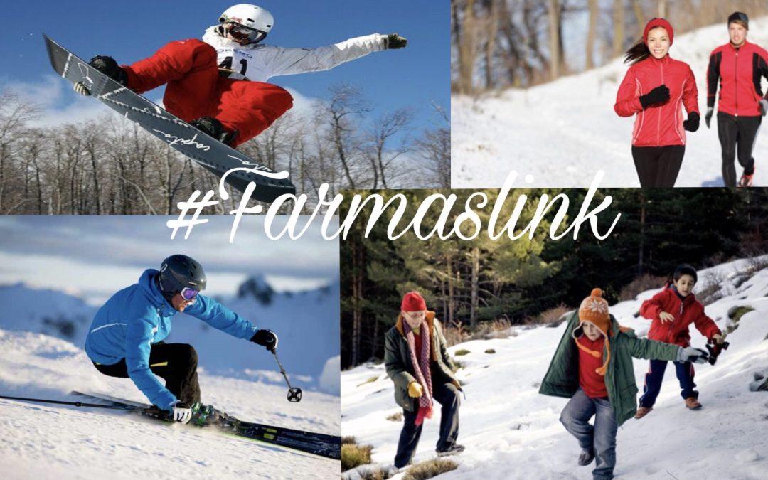 Beneficios de la práctica de deporte en invierno #Farmaslink