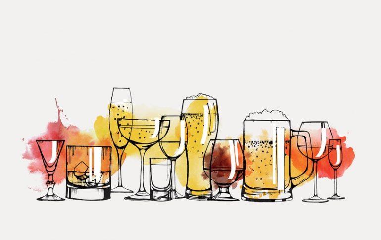 El alcohol y las fiestas navideñas