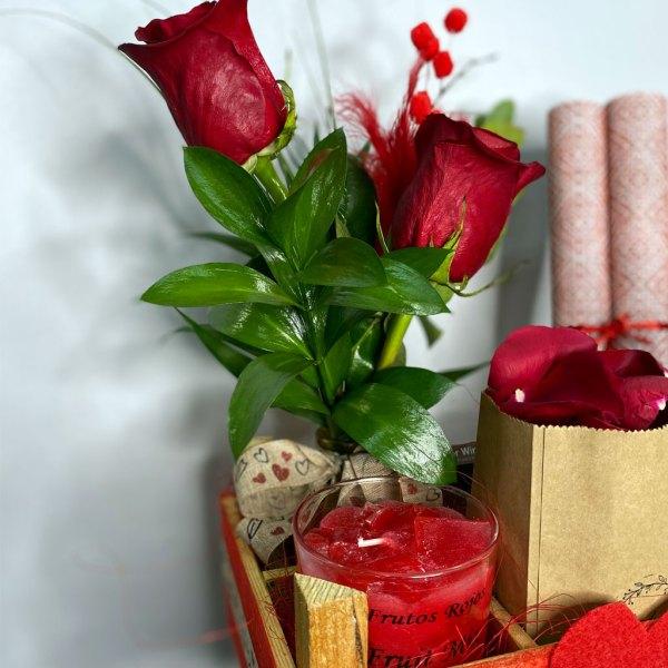 pack cena romántica en casa 3
