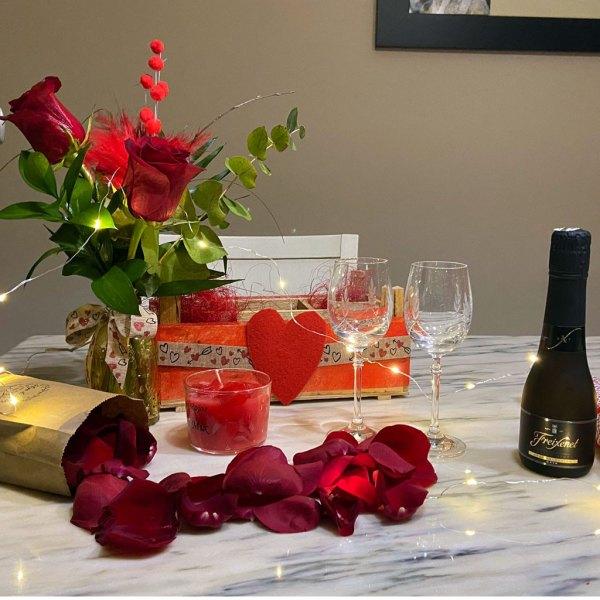 pack cena romántica en casa 4
