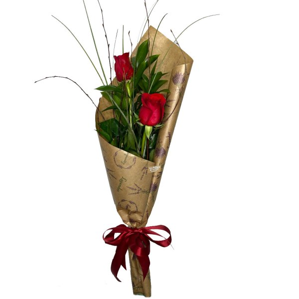 ramillete 2 rosas